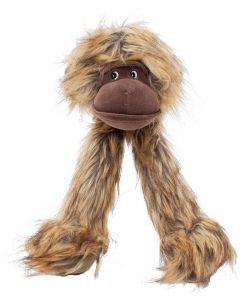 Dogman BigHead Monkey 30cm. Apa med jättepip i huvudet.