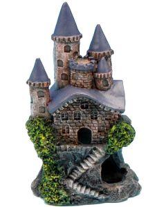 Litet slott med många fina detaljer