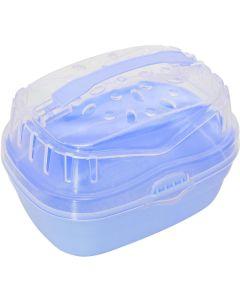 Praktisk transportbox i plast