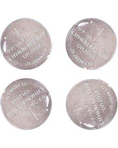 Flamingo. Litiumbatteri CR2032. Litium knappcellsbatteri CR2032.