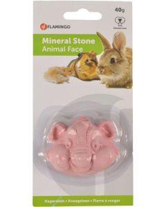 Flamingo Mineral Stone Hamster. Vitaminberikad mineralsten till hamster.