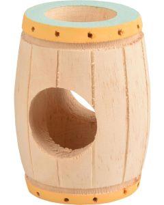 Flamingo Tinta Playing Barrel. Lektunna helt tillverkad av trä.
