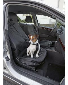Flamingo Car Front Seat Cover. Skydd till bilens passagerarsäte.