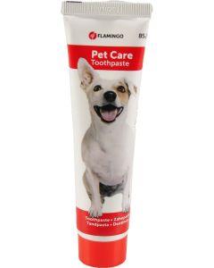 Flamingo. Petcare Tandkräm Neutral. Tandkräm för husdjur.