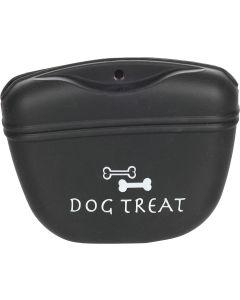 Flamingo. Godisväska Snack-Bag Dog Treat. Förvaringspåse för hundens godis.