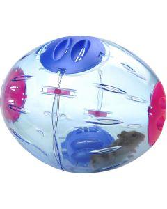 Imac Sphere Hamster Boll 19cm. Oval hamsterboll med multifunktion.