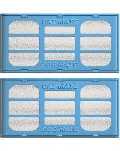 Ersättningsfilter till Pet Mate Vattenfontän