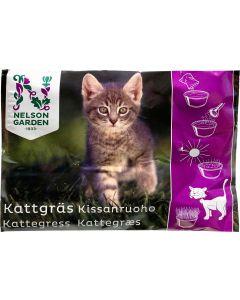 Nelson Garden Kattgräs Frö 25g. Odla eget kattgräs till alla husdjur.
