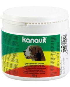 Optimalt vitamin och mineralpulver till hund