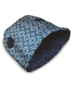 Mjuk sov- och lekpåse med justerbar öppning