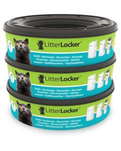 Slitstarka flerskiktspåsar till LitterLocker