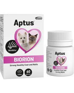 Aptus Biorion Tablett 60st. Ger tillväxt och vård av hud