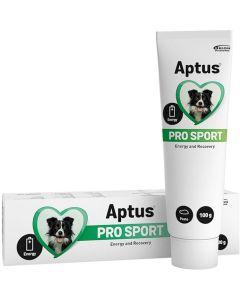 Aptus Pro Sport Dog. Näringspasta till arbetande hundar.