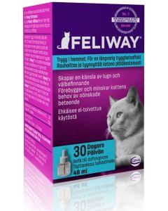 Feliway Classic Refill 48ml. Skapar en lugn och trygg känsla i hemmet.