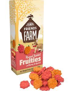 Supreme Petfoods. Russel Rabbit Fruities. Goda kex med smak av körsbär & aprikos.