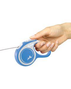 Flexi Comfort Cord Blå 3m XS