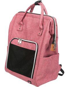 Trixie Ryggsäck/Väska Ava Rosa. Väska och ryggsäck i ett.