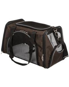 Trixie Transportväska Joe. Stabil väska som är bekväm att resa i.