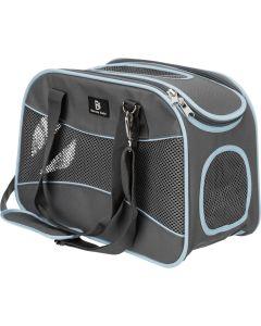 Trixie Transportväska Alison. Stabil väska med stor öppning och slitstark oxford.