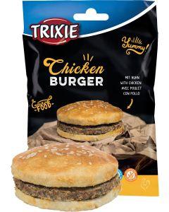 Gourmet Food Chicken Burger. Chicken Burger till hund.