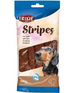 Stripes with Lamb. Tugg-stix med smak av lamm.