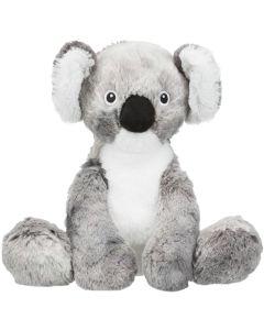Trixie Koala Plysch 33cm. Gosedjur utan pip för tysta lekar.