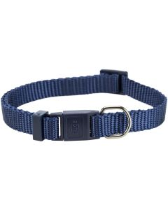 Trixie Halsband Premium Indigo. Katthalsband av hög kvalitet.