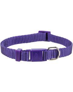 Trixie Halsband Premium Violet. Katthalsband av hög kvalitet.
