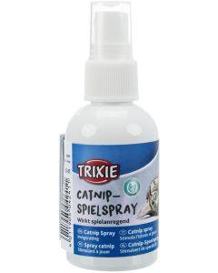 Koncentrerad kattmynta i sprayflaska