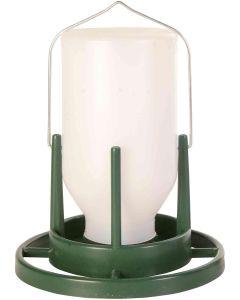 Trixie Foderautomat 20cm 1L. Rymlig foderautomat för vildfågel och kycklingar.