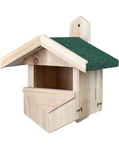 Trixie Fågelholk Sekundära. Väderbeständig fågelholk för sekundära hålhäckare.