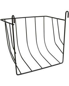 Stabil höhäck i metall med hängfäste