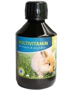Flytande multivitamin tillskott för smådjur