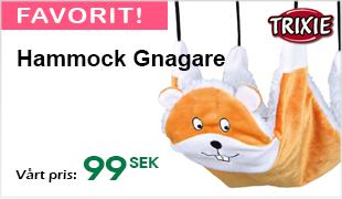 Favorit - Mjuk och gullig hammock med djurmotiv